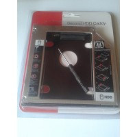 Кишеня для жорсткого диска HDD Sata 9.5mm Caddy