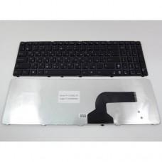 Клавіатура для ноутбука ASUS A52, K52, X52, K53, A53, A72, K72, K73, G60, G51, G53, G73 ( RU BLACK ) (K52 version)