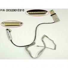 Шлейф матрицы ноутбука Lenovo G580  G585 DC02001ET10LCD Cable