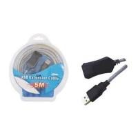 ДАТА КАБЕЛЬ ПОДОВЖУВАЧ АКТИВНИЙ USB2.0 AM/AF VIEWCON (VE 056)