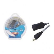 Купити замінити зремонтувати ДАТА КАБЕЛЬ ПОДОВЖУВАЧ АКТИВНИЙ USB2.0 AM/AF VIEWCON (VE 056) дешево