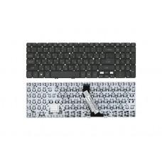 Клавіатура для ноутбука Acer Aspire V5-531, V5-551, V5-571  RU Black