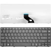 Клавіатура для ноутбука ACER (GW: NV49; PB: NM85, NM86, NM87, NM98) rus, black