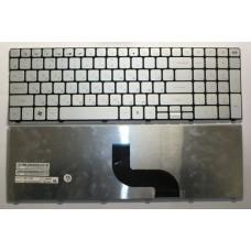 Купити замінити зремонтувати Клавиатура для ноутбука ACER (GW: NV52, NV56, NV59; PB: DT85, LJ61, LJ65, LJ67, LJ71, LJ75, LJ77, TJ61, TJ65) rus, silver дешево