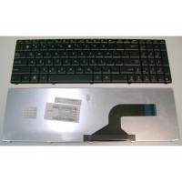 Клавіатура для ноутбука ASUS A52, K52, X54, N53, N61, N73, N90, P53, X54, X55, X61, rus, black (n53 version)