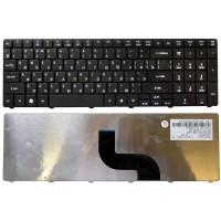Клавіатура для ноутбука ACER (AS: 5236, 5336, 5410, 5538, 5553; EM: E440, E640, E730, G640) rus, black