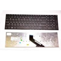 Клавіатура для ноутбука ACER (AS: 5755, 5830, E1-522, E1-532, E1-731, V3-551, V3-731) rus, black, без фрейма