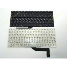 Клавиатура для ноутбука A1398 RU Black small Enter