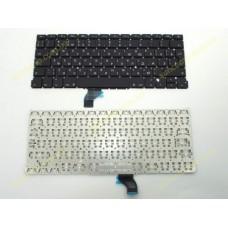 Купити замінити зремонтувати Клавиатура для ноутбука A1502 RU Black Big Enter дешево