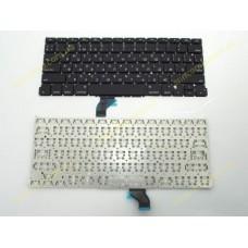 Купити замінити зремонтувати Клавиатура для ноутбука A1502 RU Black Small Enter дешево