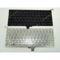 Клавиатура для ноутбука Apple A1278 RU Black Big Enter