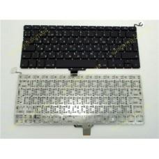 Клавиатура для ноутбука Apple A1278 RU Black Wide Enter