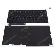 Клавиатура для ноутбука Apple A1286 V2 US BackLight Black