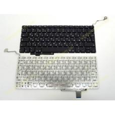Купити замінити зремонтувати Клавиатура для ноутбука Apple A1297 RU Backlit Black дешево