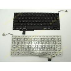 Клавиатура для ноутбука Apple A1297 US Black