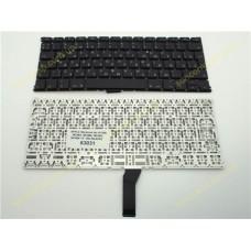 Клавиатура для ноутбука Apple A1369 RU Black Vert Enter