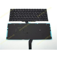 Клавиатура для ноутбука Apple A1370 RU Black