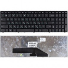 Клавиатура для ноутбука ASUS K50 RU Black (MP-07G73SU-5283)
