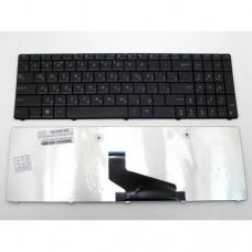 Клавіатура для ноутбука ASUS K53, A53U, X53, K53B, K53U, K53TA, X53U, X53B, K73T (  RU Black (V118502AS1)