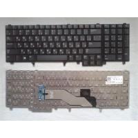 Клавіатура для ноутбука DELL E6520 E5520 RU Black