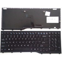 Клавіатура для ноутбука Fujitsu Lifebook AH552