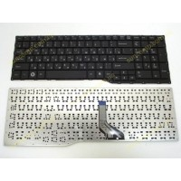 Клавиатура для ноутбука Fujitsu AH532 Ru Black