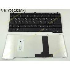 Клавиатура для ноутбука Fujitsu PA3515 Ru Black