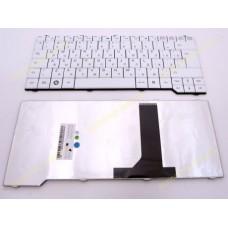 Клавиатура для ноутбука Fujitsu PA3515 Ru White