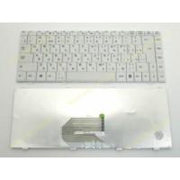 Клавиатура для ноутбука Fujitsu V2030 Ru White