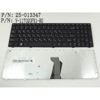 Клавіатура для ноутбука LENOVO IdeaPad V570, B570, B575, V580, B580, B590, V590, Z570, Z575 (25-013347)