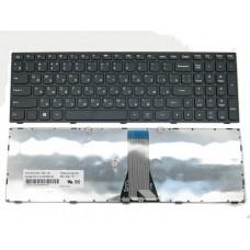 Клавіатура для ноутбука Lenovo IdeaPad G50, G50-30, G50-45, G50-70, G70, G70-70, G70-80, B50-30, B50-40, B50-70, Z50-70, Z50-75, Z70-80 Flex 2-15 RU Black