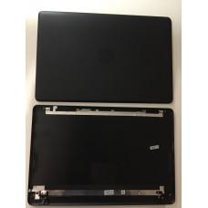 Корпус (кришка матриці)  HP 250 G6, 255 G6 ,15-BS, 15-BW, 15-BR, 15-RA, 15-RB black
