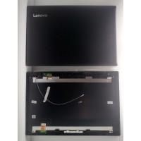 Корпус (кришка матриці ) для ноутбука Lenovo 320-15, 330-15 onyx black  ( AP13R000120)