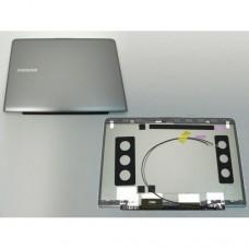 Корпус для ноутбука Samsung NP530, NP535, NP530U3B, NP530U3C Silver и Grey LCD cover