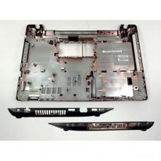 Купити замінити зремонтувати Корпус для ноутбука ASUS K53TA, K53BY, K53BR, K53T, K53U, K53Z, A53Z (Нижня частина. Оригінальна нова! 13GN7110P020-1 дешево