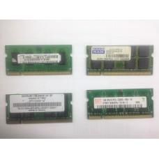 Модуль пам'яті SODIMM DDR3 1GB 1066 MHZ ОЗУ для ноутбука