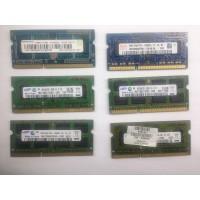 Модуль пам'яті DDR3 2GB 10600 SO-DIMM ОЗУ для ноутбука