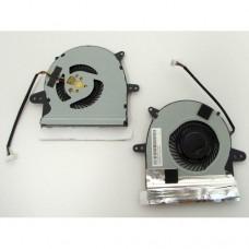 Вентилятор для ноутбука ASUS X401U, X501U FAN
