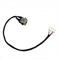 Купити замінити зремонтувати Роз'єм живлення Asus X550C, X550CA, X550CC, X550CL,ASUS S55 с кабелем дешево