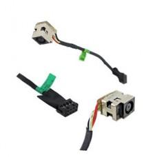 Купити  Роз'єм живлення HP Probook 450 G0, 450 G1, 455 G1, 450 G2, 455 G2, 470 G0, 470 G1 на кабелі