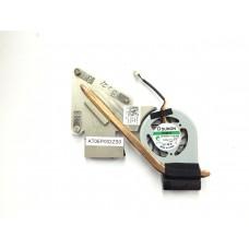 Вентилятор (кулер) для ноутбука Dell Mini 12 series, 3-pin